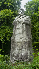 Thomas Carlyle Statue, Kelvingrove, Glasgow