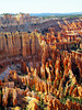 Bryce Canyon, view from Bryce Point.