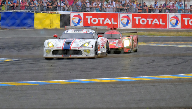 Le Mans 24 Hours Race June 2015 83 X-T1