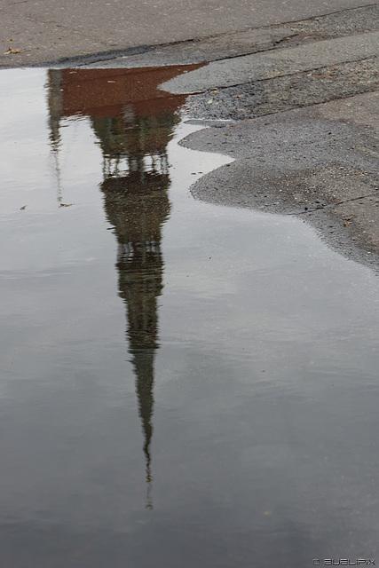 Riga nach einem Regenschauer (© Buelipix)