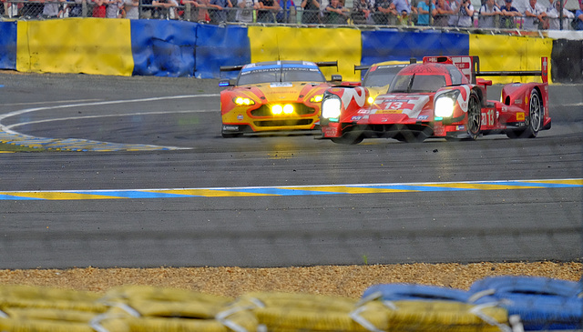 Le Mans 24 Hours Race June 2015 84 X-T1