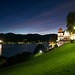 Nacht am Tegernsee