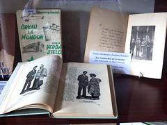 Kelkaj originale en Esperanto verkitaj vojaĝlibroj el la 1920-aj-1930-aj jaroj