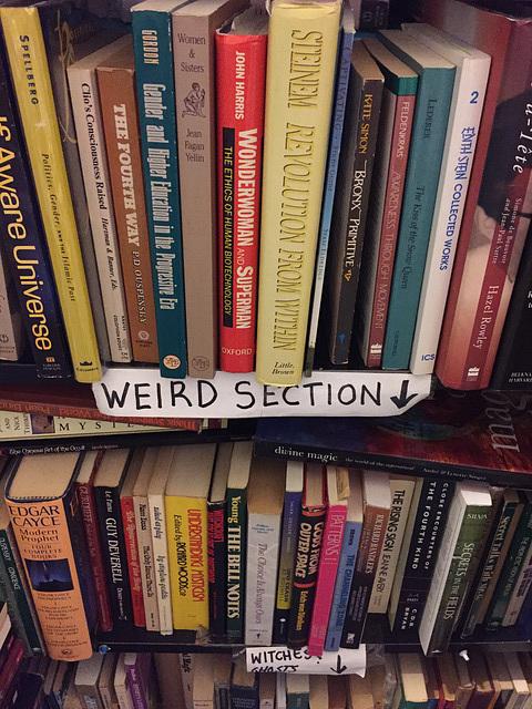 weird section