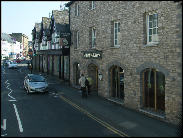 The Wakefield Arms at Kendal