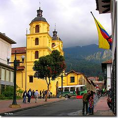 """""""Iglesia de la Candelaria"""" - Bogotá - Colombia"""