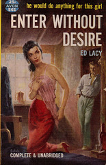Ed Lacy - Enter Without Desire