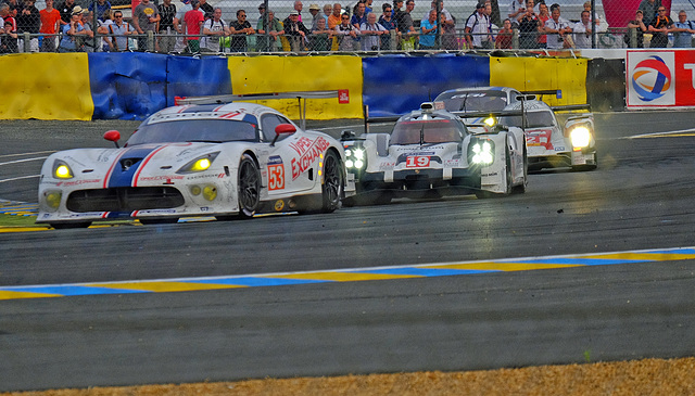 Le Mans 24 Hours Race June 2015 88 X-T1