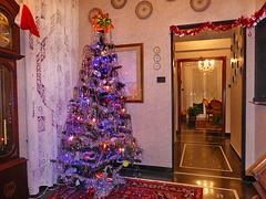 Albero di Natale in casa mia