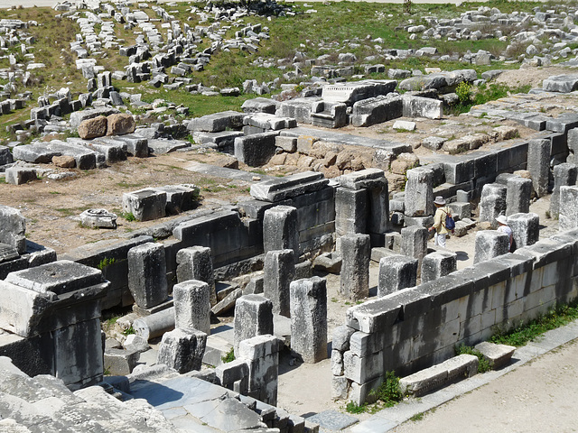 Miletus- The Great Theatre (Roman Addition)