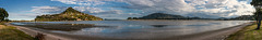 Tairua Panorama (2x PiP) - please view large!