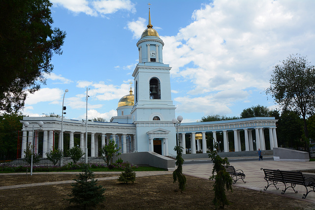 Измаил, Свято Покровский православный Собор / Izmail, Holy Protection Orthodox Cathedral