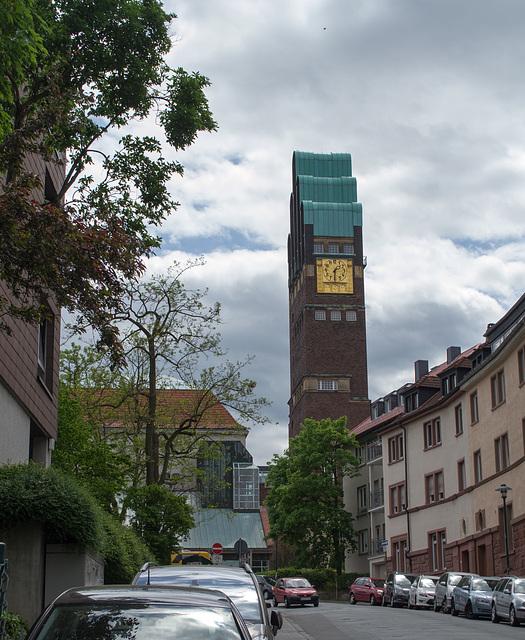 Darmstadt Mathildenhöhe (#0193)