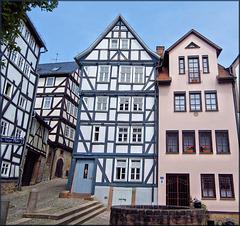 Marburg (D, Hessen / Hesse). 29 mai 2010.