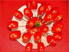 Tomates ou cerises ?