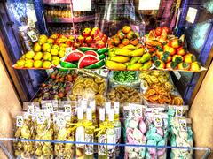 'Früchte' aus Limone. ©UdoSm