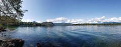 Breathtaking Sproat Lake, Near Port Alberni on Vancouver Island
