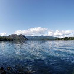 Breathtaking Sproat Lake, Near Port Alberni on Vancouver Island