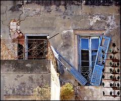 Tunisi : Ancora una casa pericolante nella Medina