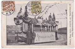 BK - Nederlando- Esperanta elektra tramo en Hago (Nederlando) - 1911