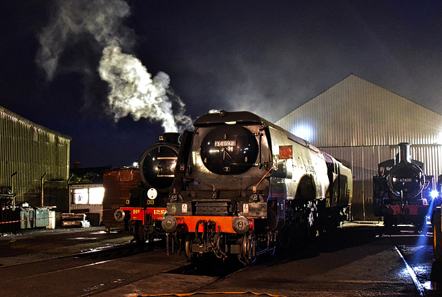 Great Central Railway Loughborough Leicestershire 7th October 2018