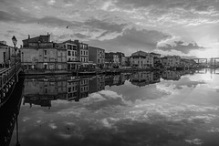 Martigues.................On black.