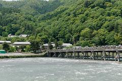 Le pont Togetsukyo
