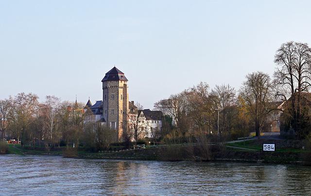 Schloss Martinsburg in Lahnstein