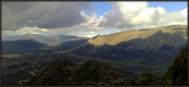Valle de Bustarviejo