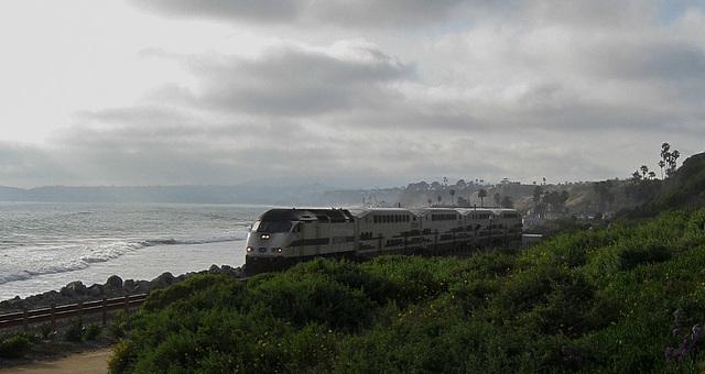 San Clemente Metrolink (#4200)