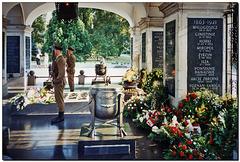 Tomb of the Unknown Soldier | Grob Nieznanego Zolnierza