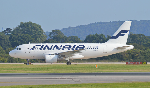 Finnair LVK