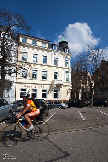 Freiburg-Wiehre, Urachstraße