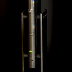 Sennheiser and Prism Reflection