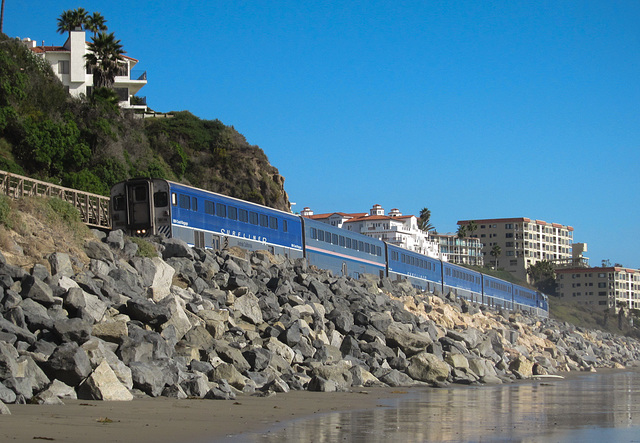 San Clemente Amtrak Pacific Surfliner (3757)