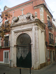 Chapel of the Passion of Christ.