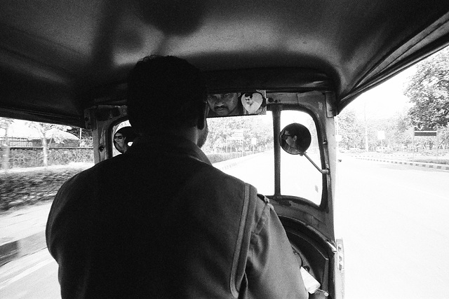 Knowing the life in autorickshaws