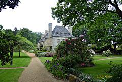jardin du Pellinec