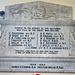 War Memorial, United Reformed (Former Presbyterian) Chapel, Falstone, Northumberland