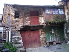 Old village house.
