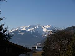 Kitzsteinhorn from Maishofen
