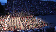 The Massed Pipes and Drums ~ The Royal Edinburgh Military Tattoo  ~ 2018