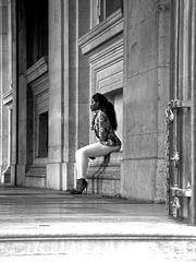 Paris - avec dignité et hauts talons