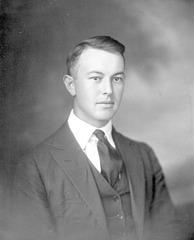 Rufus Parkes, c. 1922