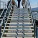 L'escalier polyglott (Bains des Pâquis/aller)