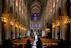 Notre Dame ready for Sunday Mass