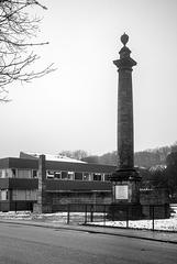 Smollett Monument