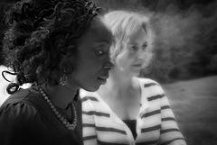 black and white : harmonie
