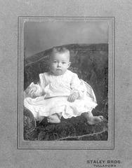 Rufus Parkes, c. 1900