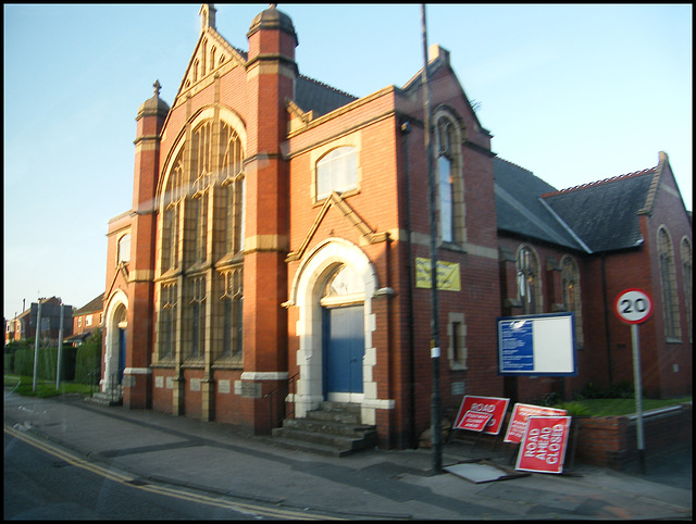 Wigan Road Methodist Church